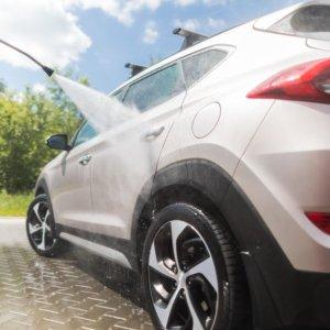 Car Wash Exterior